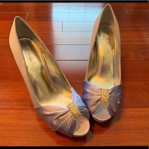 Diana Bluebird Heels